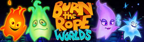 PlayPhone - Burn The Rope: Worlds & Friends