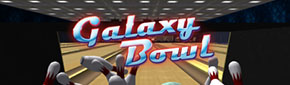 PlayPhone - Galaxy Bowling 3D