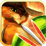 PlayPhone - Fruit Ninja: Puss in Boots