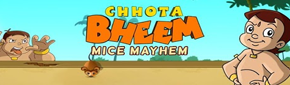PlayPhone - Chhota Bheem Mice Mayhem