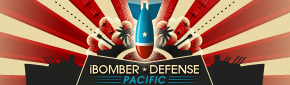 PlayPhone - iBomber Defense Pacific